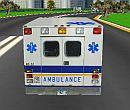 3D Ambulans Yarışı