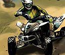3D ATV Yarışı