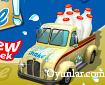 3D Süt Arabası