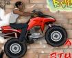 ATV Motor Akrobasi