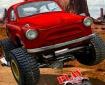 Dev Tekerlekli Araba