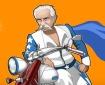 Yaşlı Motorcu