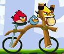 Angry Birds Bisiklet