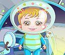 Astronot Bebek