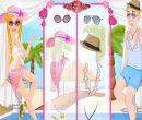 Barbie Balayı Tatilinde