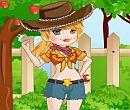 Modacı Çiftçi Kız