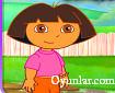 Dora Bakıcılık Yapıyor