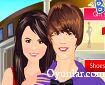 Justin ile Selena
