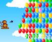 Maymunlu Balon Patlat