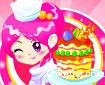Pasta Yapan Kız