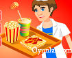 Popcorn Mısır Patlatma