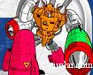 Robot Boyama