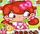 Şekerci Kız