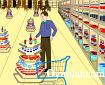 Süpermarketten Kaçış
